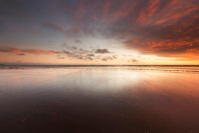 A Beautiful Dawn at Seapoint Beach-IMG_7331