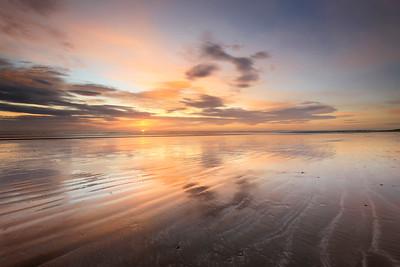 Sunrise at Seapoint Beach-img8689