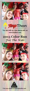 Terp Thon's 2015 Color Run