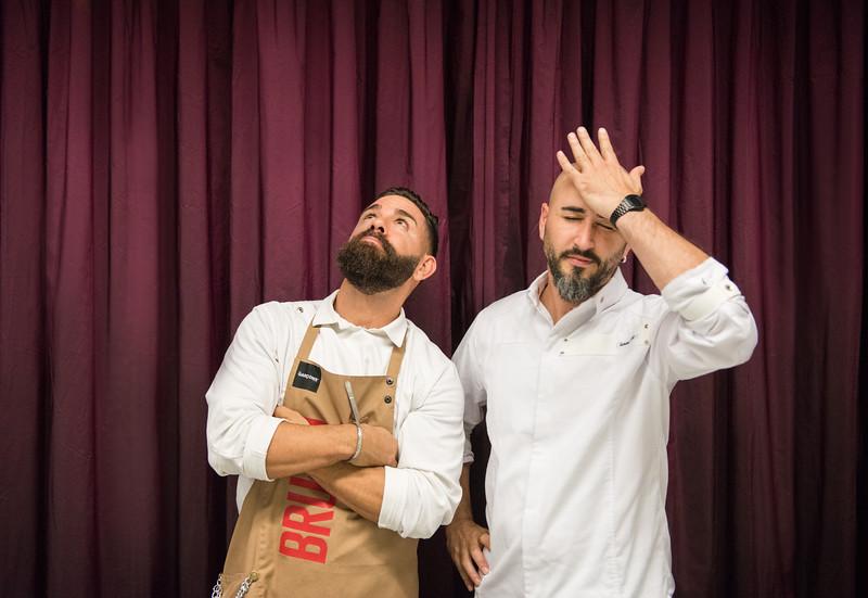 Chefs Artur Martínez e Marc Ribas: Catalunya rocks! da Eataly