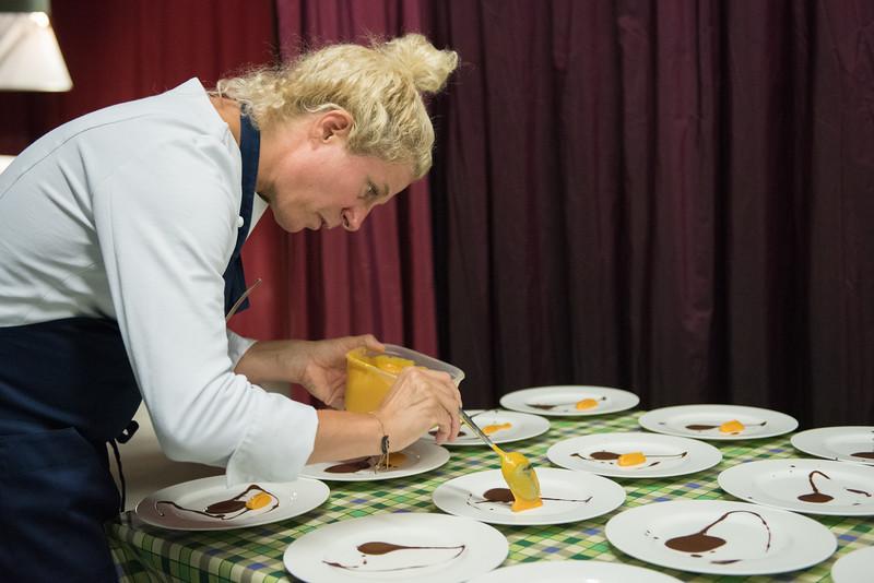 Ana Ros, cucina di confine