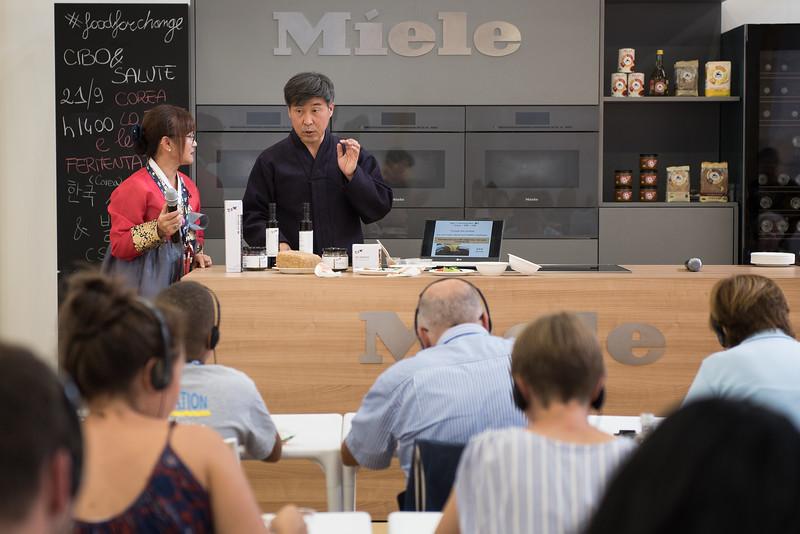 Corea, lo jang e le salse fermentate