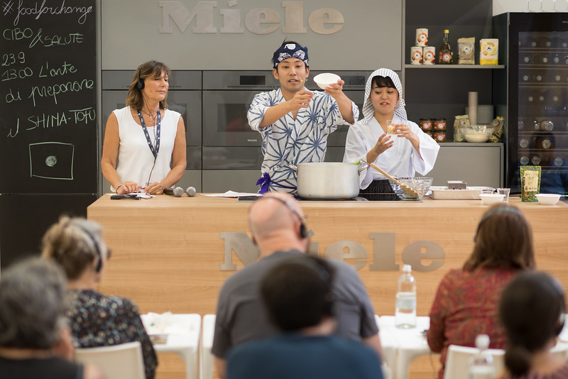 Giappone, l'arte di preparare il shima-tofu
