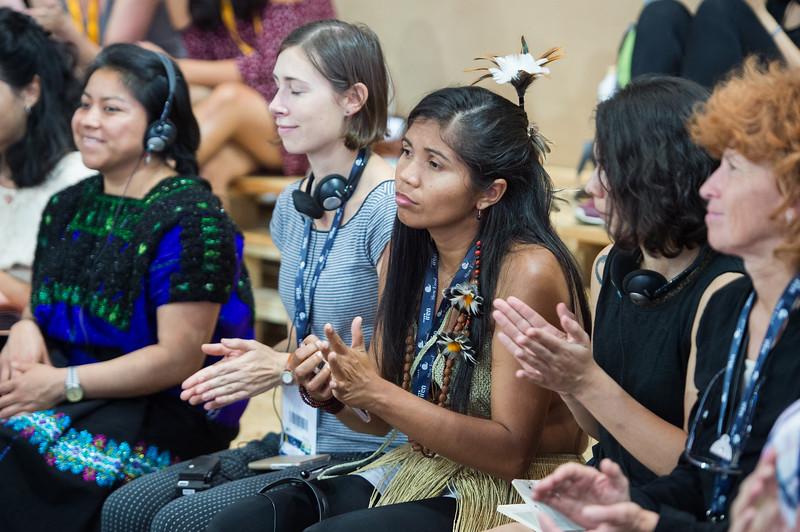 I giovani indigeni, motori del cambiamento