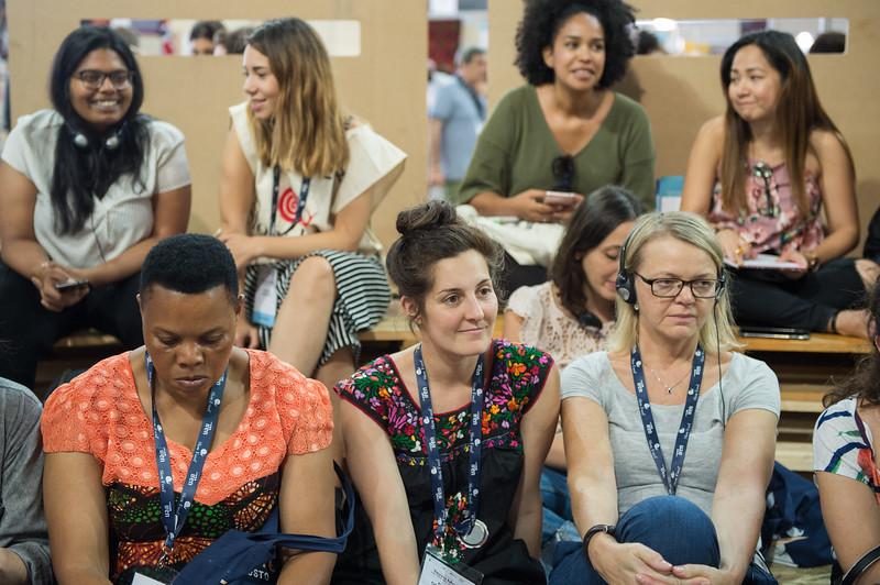 Le donne come agenti per il cambiamento
