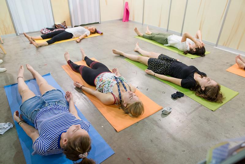 Sfyn morning yoga