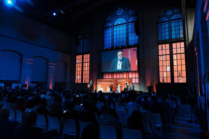 Presentazione Ufficiale Terra Madre Salone del Gusto 2018