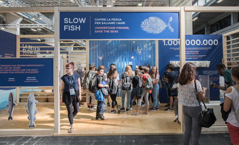Terra Madre Salone del Gusto 2018 – Food for Change – Slow Fish