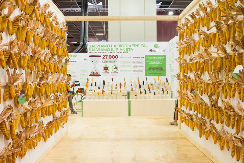 Terra Madre Salone del Gusto 2018 – Food for Change – Semi