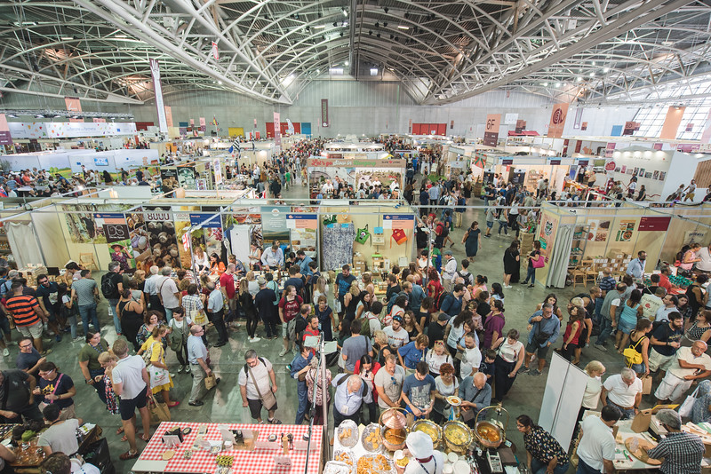 Terra Madre Salone del Gusto 2018 – Il mercato internazionale – The International Market