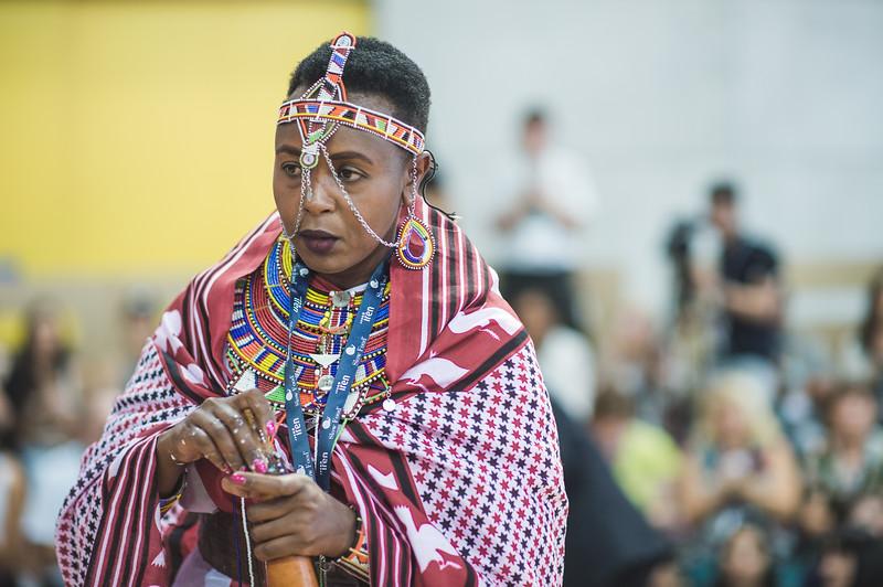 Uno spazio condiviso tra indigeni, migranti e SFYN