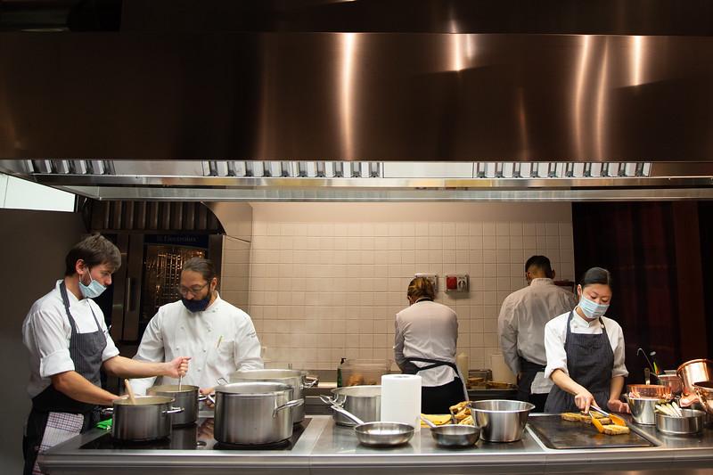 Buono e Rambaldi / La cucina di Valle