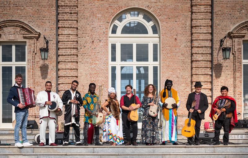 Concerto a Venaria Reale / Orchestra Terra Madre