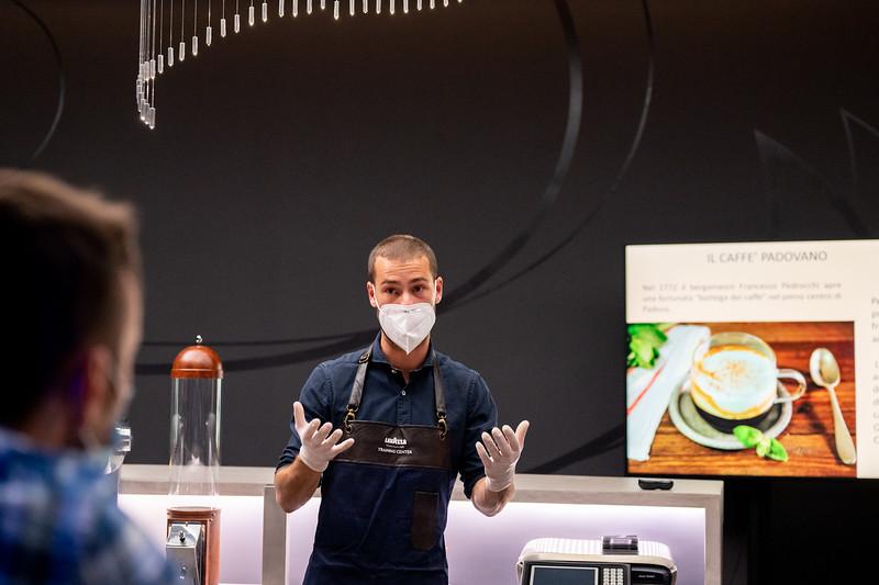 I caffè regionali / Museo Lavazza