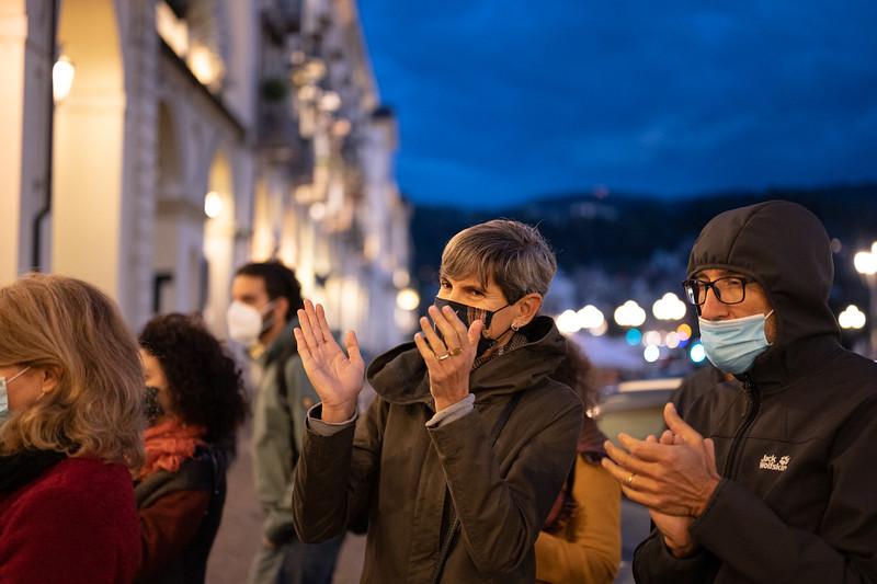 Piazza Vittorio in festa per Terra Madre