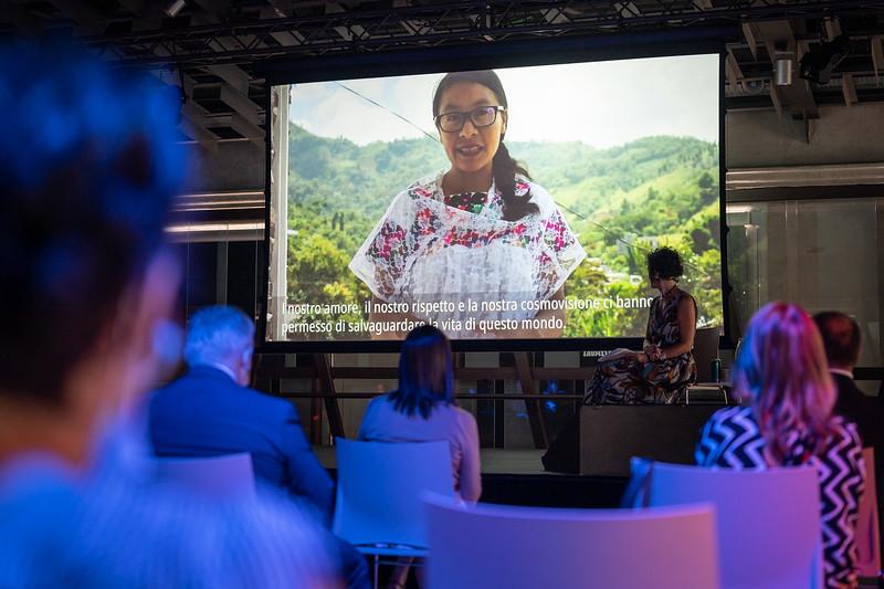 Presentazione Terra Madre Salone del Gusto 2020