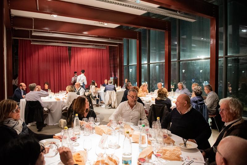 Ratanà e Via Serra / Appuntamento a tavola