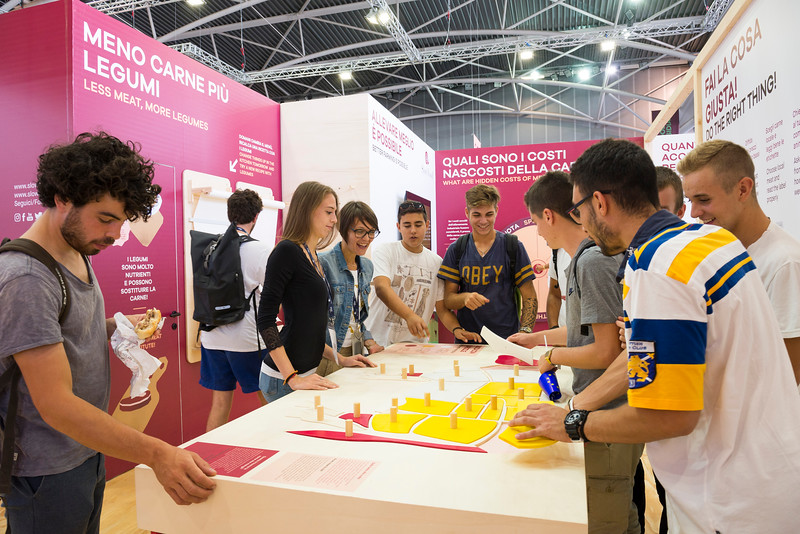Terra Madre Salone del Gusto 2018 – Food for Change – Slow Meat