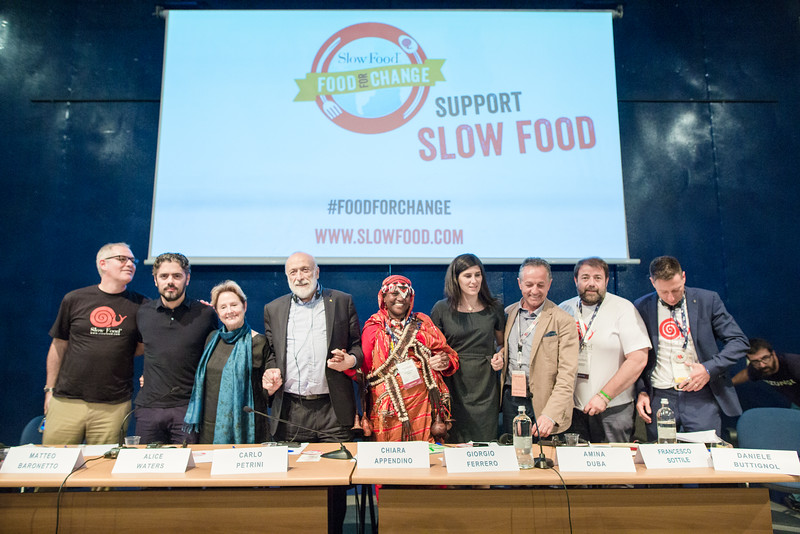 Terra Madre Salone del Gusto 2018 – Food for Change
