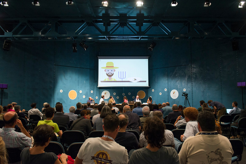 Terra Madre Salone del Gusto 2018 – Bee the Future