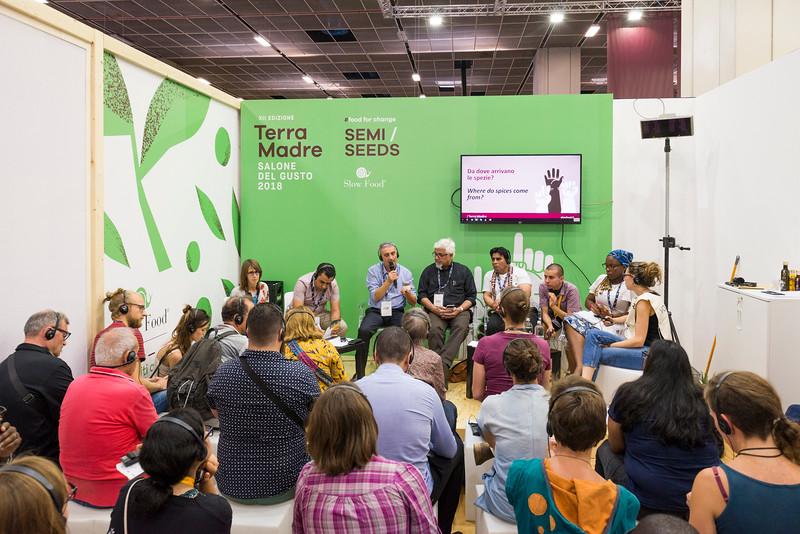 Terra Madre Salone del Gusto 2018 – Terra Madre Forum