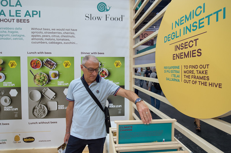 Terra Madre Salone del Gusto 2018 – Food for Change – Slow Buzz
