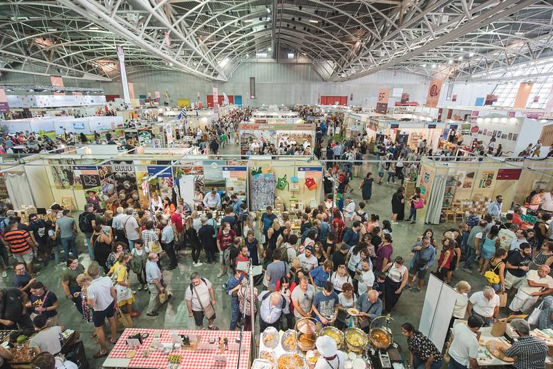 Terra Madre Salone del Gusto 2018 – Il mercato internazionale – The International Market