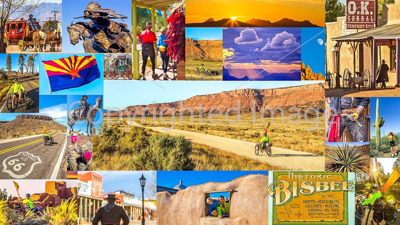 1 - Arizona Postcard #1 - in progress - final