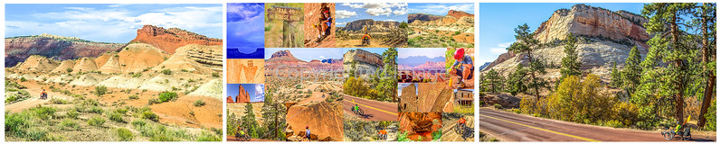 Utah - TerraTrike postcard - Photostrip #3 - JPEG