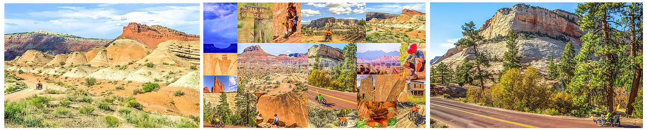 Utah - TerraTrike postcard - Photostrip #3 - JPEG