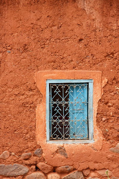 Moroccan Wall