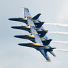 Terre Haute Air Show 2018 Blue Angels   Brendan Kearns