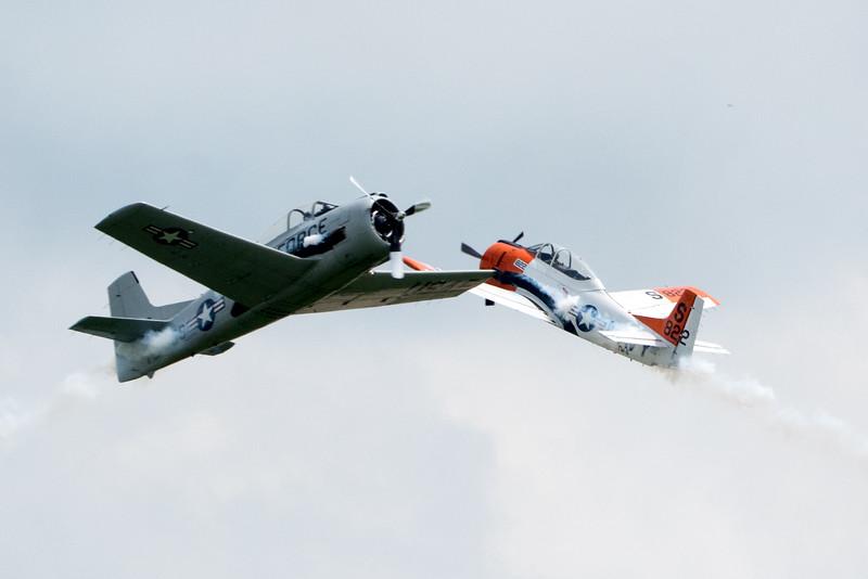 Terre Haute Air Show 2018 Warbirds   Brendan Kearns