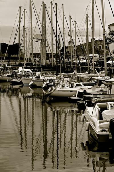 Port, Saint Martin de Ré