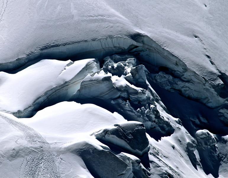 Rimaye, Mont Blanc