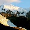 Dôme du Goûter et glacier des Bossons