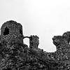 Château médiéval d'Apchon, cantal