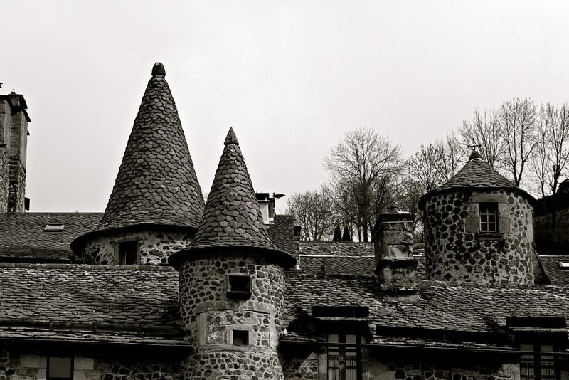 Saint Flour, Cantal