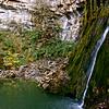 Cascade des Mathieux