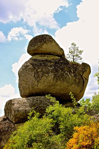 Chaos de pierres, Margeride