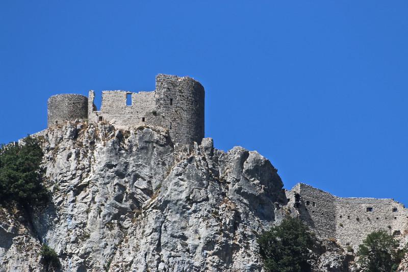 Sentinelle de pierre : Peyrepertuse