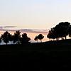 Crépuscule en Corbières