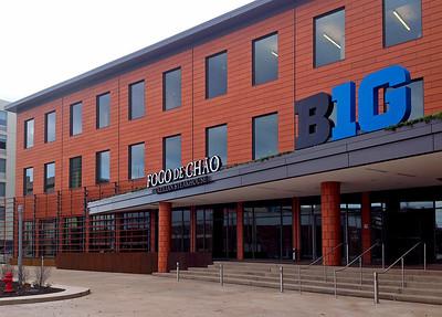 B1G Big Ten Building (Completed)