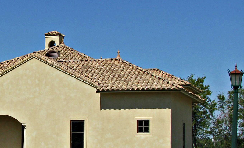 Tile:  Languedocienne Mission<br /> Color:  Old Country Oldish