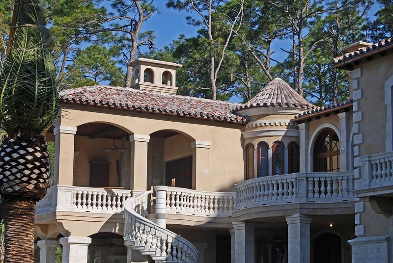 Tile:  Languedocienne Mission<br /> Colors:  55% Cathedral & 45% Oldish