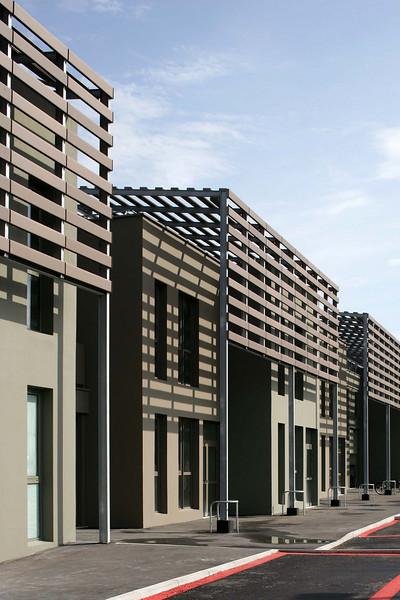 photo stephan lucas / Atelier philéas / Pépinière d'entreprise/ 16 juillet 2007