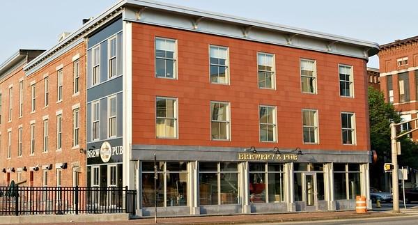 Terreal - Renovation - Brewery & Pub - Auburn, ME