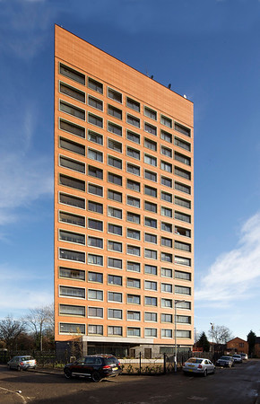 Terreal - Terra Cotta Wall Cladding Renovation Projecs