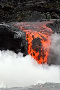 Kilauea Ocean Entry, V-03