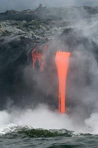 Kilauea Ocean Entry, V-05
